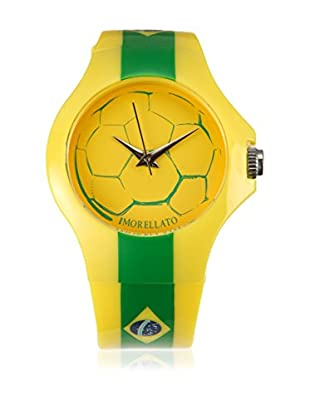 Morellato Reloj de cuarzo Man Colours Amarillo / Verde 36 mm