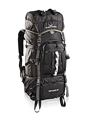 Black Crevice Mochila Explorer 60L