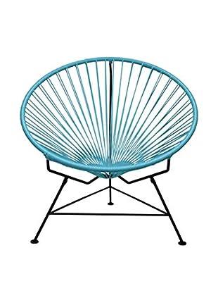 Innit Designs Innit Chair, Blue/Black