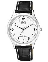 Q&Q Analog White Dial Men's Watch -C212J304Y