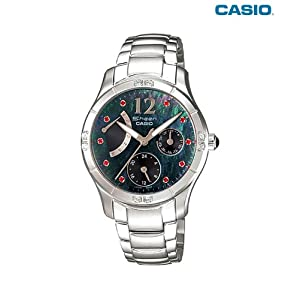 Casio Sheen SHN-3016DP-1ADR Women's Watch