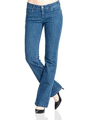 Seven7 LA Jeans Bootcut Janis Medium Rise