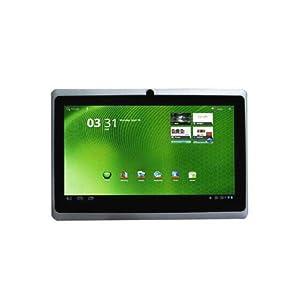 Ambrane D-77 Ultra Slim Tablet (WiFi, 3G via Dongle), Black
