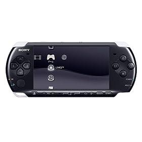 PSP「プレイステーション・ポータブル」 ピアノ・ブラック(PSP-3000PB)(仮称)