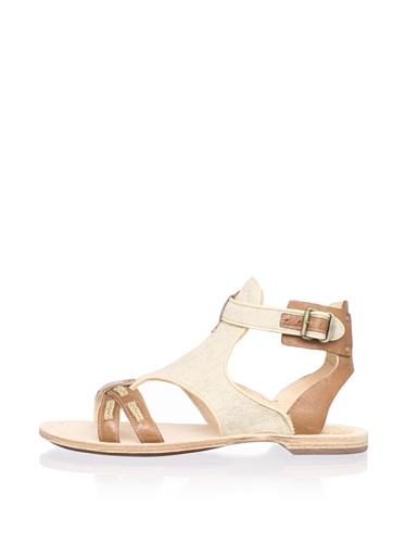 Timberland Women's Gavie Leather Sandal (Tan)
