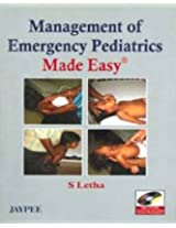 Management Of Emergency Pediatrics Made Easy With Cd-Rom