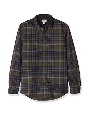 Timberland Camisa Hombre Ls Parker Rvr Flannel