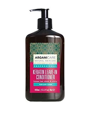 ARGANICARE Bálsamo Capilar Sin Aclarado Keratin For Dry Hair X