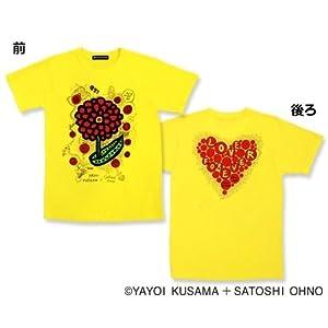 24時間テレビ 2013 チャリティーTシャツ 黄色 Sサイズ 嵐 大野智 チャリT グッズ