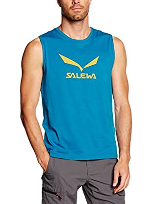 SALEWA Camiseta Tirantes Solidlogo Co M Tank