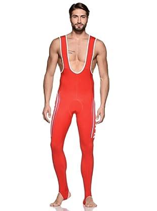Jollywear Culotte Tirantes Largo (Rojo)