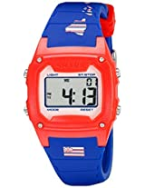 Freestyle Freestyle Unisex 10022123 Shark Classic Hawaii Digital Display Japanese Quartz Blue Watch - 10022123