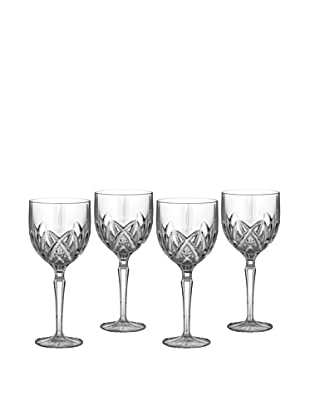Marquis by Waterford Set of 4 Brookside White Wine Glasses