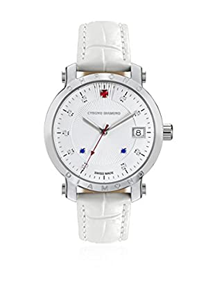 Chrono Diamond Reloj con movimiento cuarzo suizo Woman 10610H Nesta 35 mm