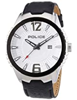 Police Analog Silver Dial Men's Watch - 13592JSTB/04