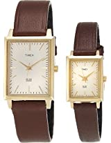 Timex Analog Watch - For Couple-PR141