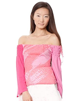Custo Camiseta Giot Ze (Rosa)
