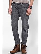 Black Slim Fit Jeans G-Star RAW