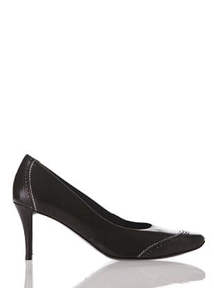 Farrutx Oti 70 42132 - Zapatos para mujer (Negro)