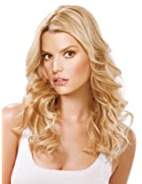 "16"" Fine Line Synthetic Extensions by Jessica Simpson hairdo R33 AD"