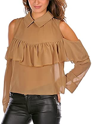 French Code Blusa Monia