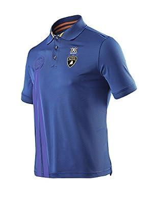 X-BIONIC for AUTOMOBILI LAMBORGHINI Poloshirt Stripes Ow