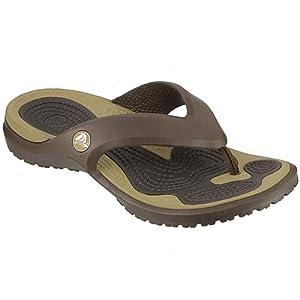 CROCS 118 10804 Coffee Casual Shoes