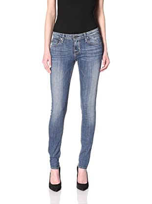 Big Star Women's Alex Skinny Jean (La Brea Medium)