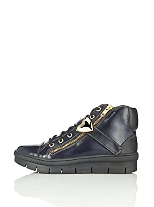 Love Moschino Zapatillas JA21104G0YJU0750 (Azul)