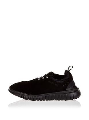 Chung Shi Zapatillas Duflex (Negro)