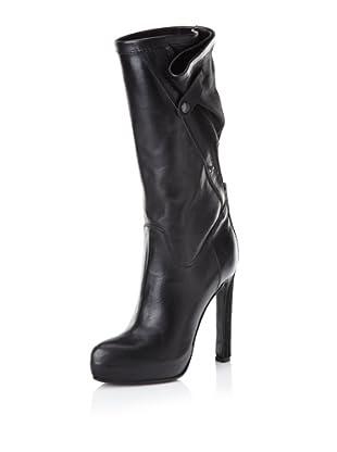 Haider Ackermann Women's Zipper Boots (Anthracite)