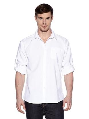 Tom Tailor Camisa Bivigliano (Blanco)