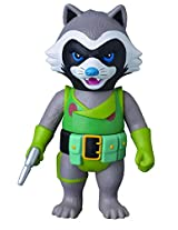 Medicom Marvel Hero Sofubi: Rocket Raccoon Action Figure