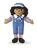 "Aurora World World Raggedy Andy Classic 12"" Doll, Brunette"