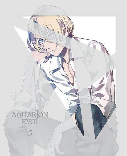 アクエリオンEVOL Vol.3 [Blu-ray]
