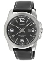 Casio Enticer Analog Black Dial Men's Watch - MTP-1314L-8AVDF (A554)