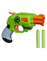 Nerf Zombie Strike Double Strike, Multi Color
