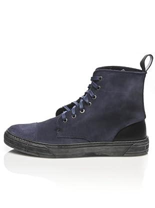 Pirelli Zapatillas Altas Hombre (Azul)