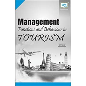 MTM1 Management Function and Behaviour in Tourism (IGNOU Help book for MTM-1 in (English Medium)