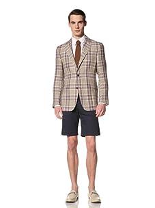 Ibiza Men's Pirano Jacket (Khaki)