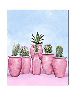 Oliver Gal 'Various Cacti' Canvas Art