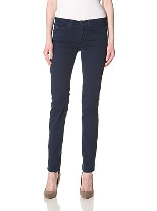 Milk Denim Women's Skinny Jean (Teal)