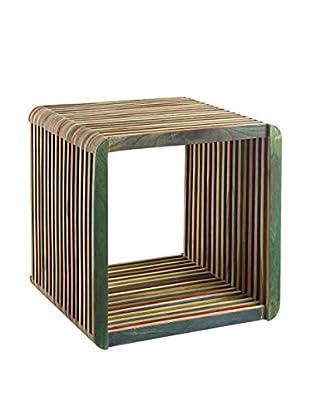 Estantería Cubo Leo Multicolor