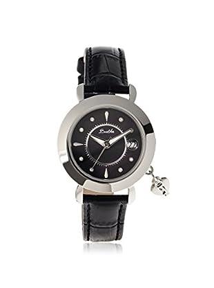 Bertha Women's BTHBR5401 Kaylee Black Leather Watch