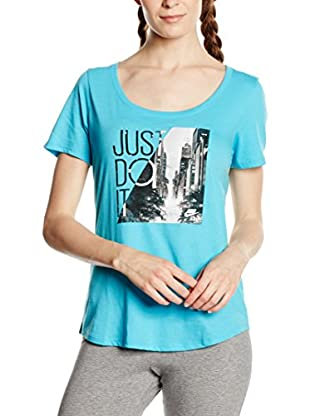 Nike T-Shirt Manica Corta Tee-Scoop Photo Jdi