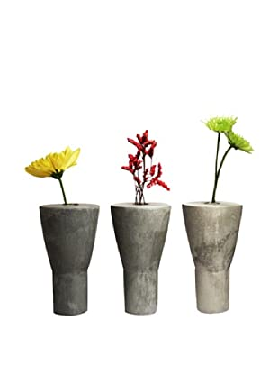 MU Design Co. Concrete Vase: Capsule 2