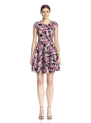 Silva Women's Fit and Flare Dress