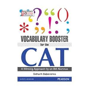 Vocabulary Booster for the Cat: A Winning Approach by an IIm Alumunus