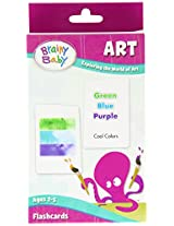 Brainy Baby Art Flashcards