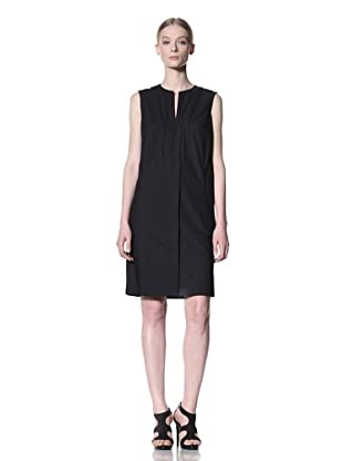 Calvin Klein Collection Women's Sleeveless Dress with Front Placket (Night)
